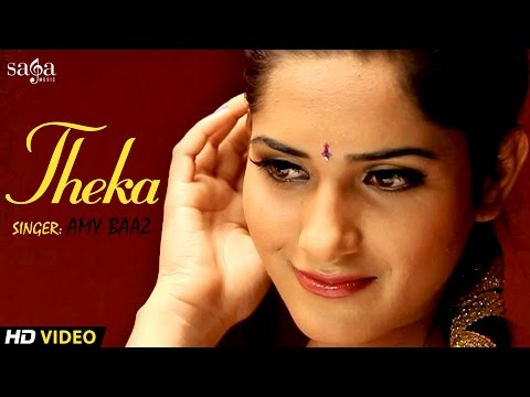 Theka - Amy Baaz | Official Full Song | Punjabi Song 2014 Latest | HD Video