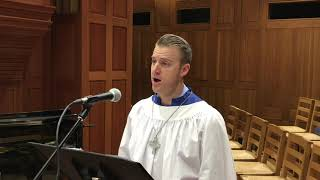 Music, Lent III, March 7, 2021