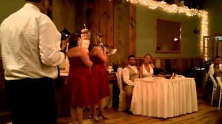 Matt & Emily Wedding Flash Mob