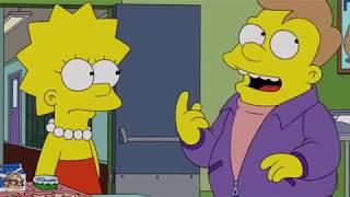 Die Simpsons Deutsch  Lisas Freund