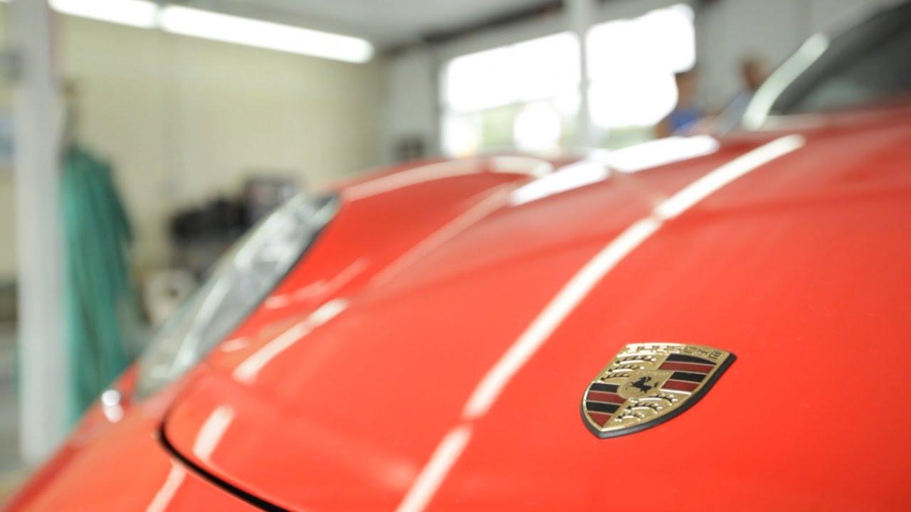 Summit Auto Spa - Porsche Boxster S