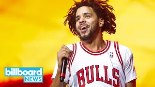 J. Cole Releases Epic Lineup for Dreamville Festival: SZA, Nelly, Big Sean & More | Billboard News