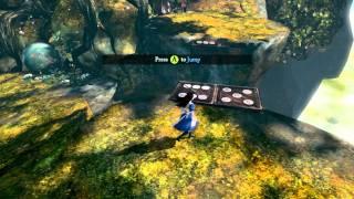 Alice Madness Returns - PC  Max Settings Full HD 1080p on ATI HD 4800 Séries