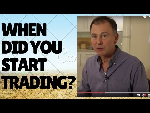 When did you start trading?