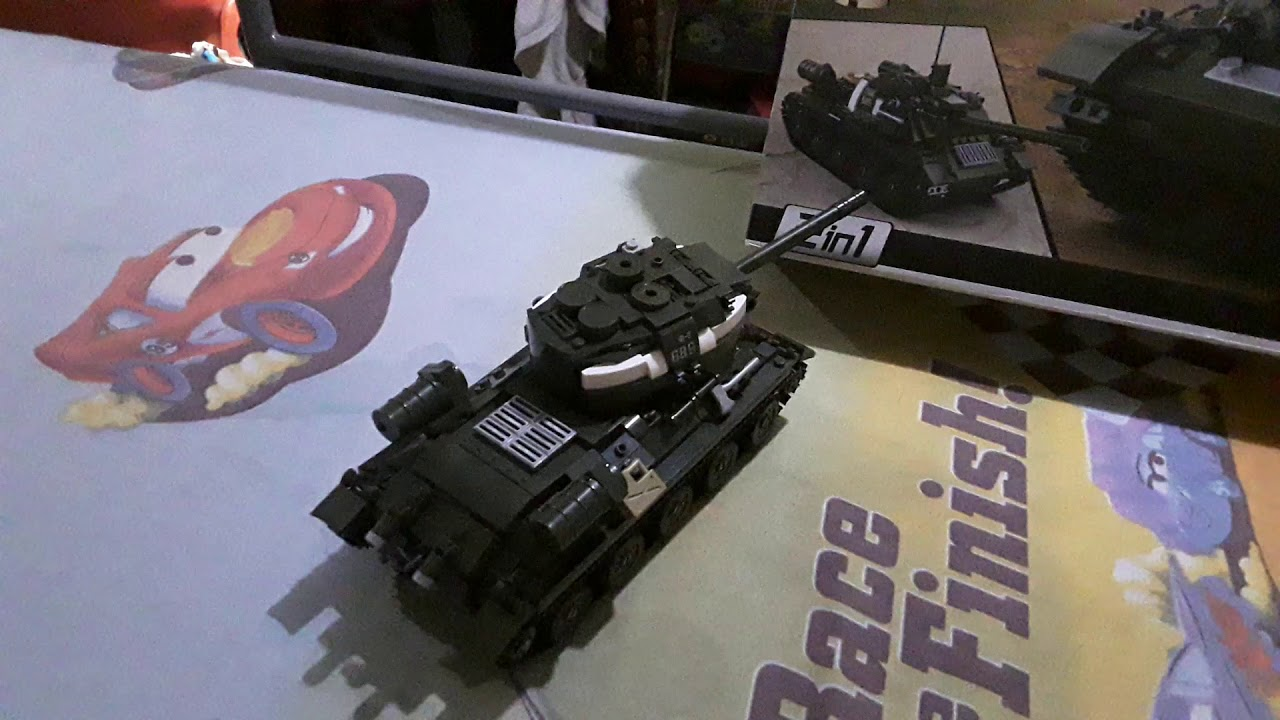 T34/85 ww2 tank  slubon