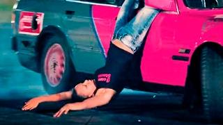 Meet Stacey-Lee May: Eldorado Park's queen of car-spinning