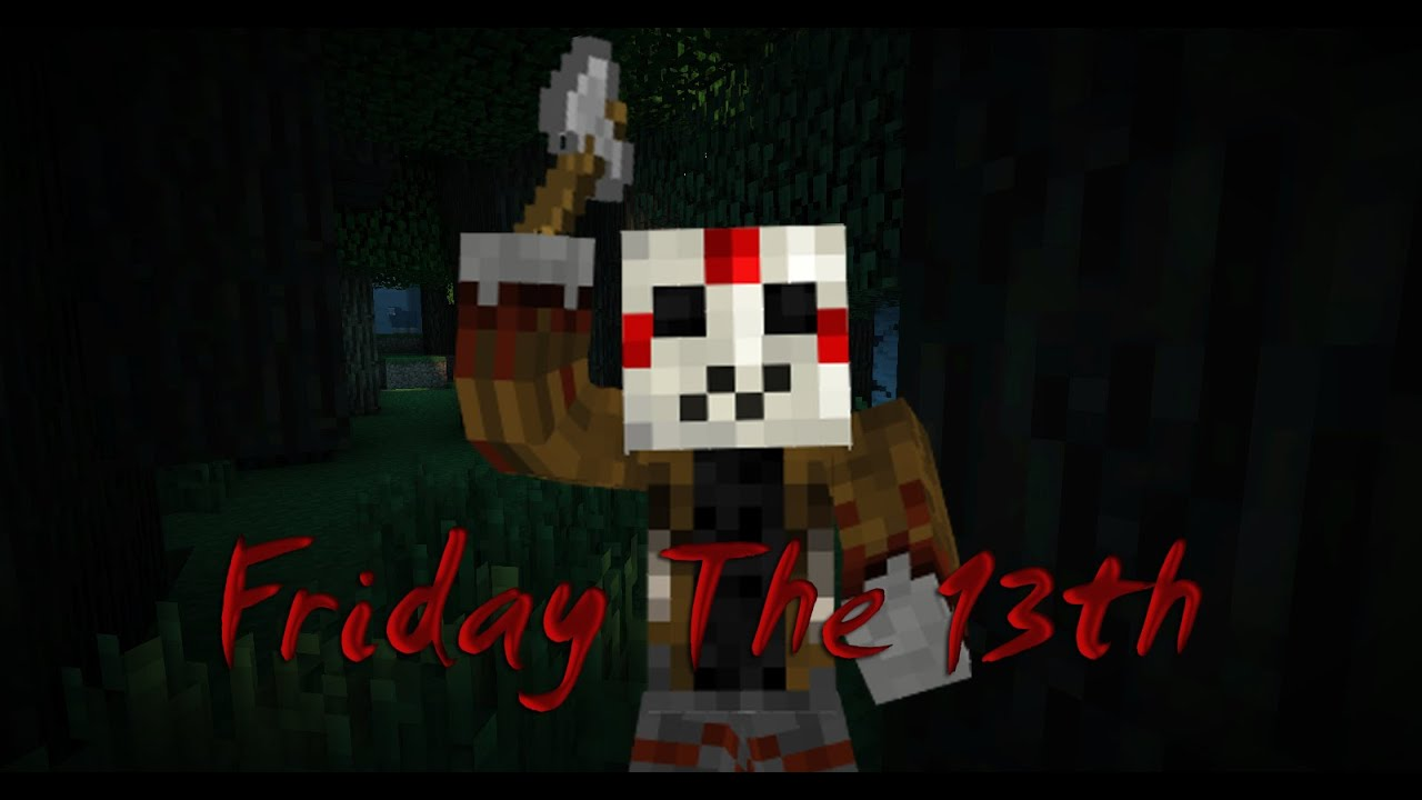 Friday the 13th Minecraft movie ( Part 1 )