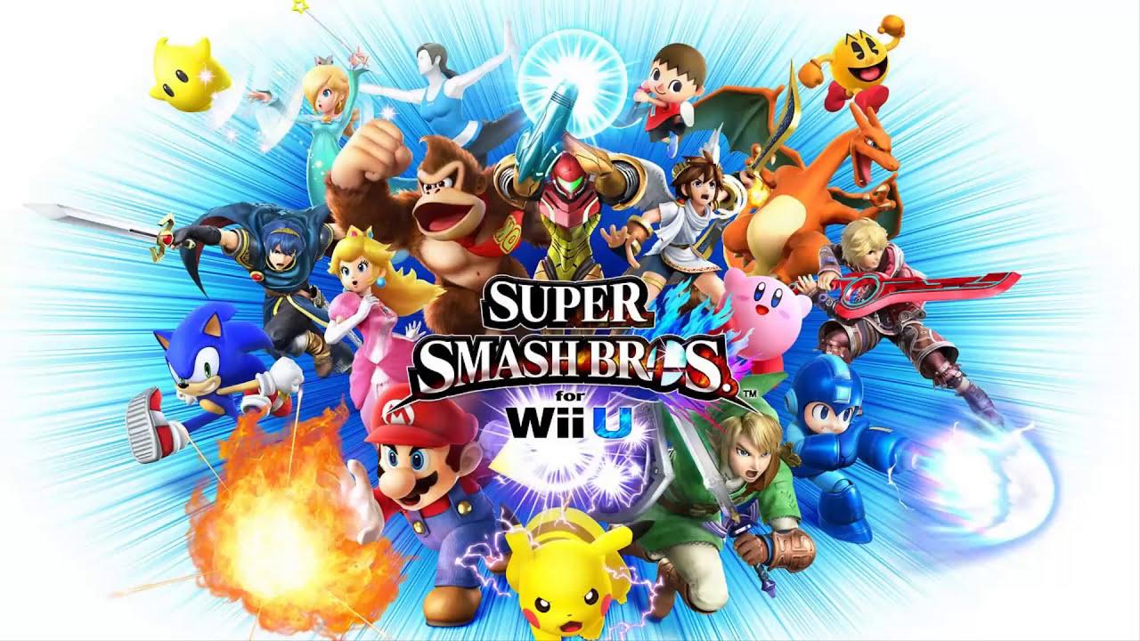 Super Smash Bros. 4 For Wii U OST - Jergingha - Planet Destruction ...