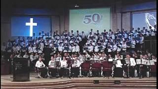 Юбилей 50-лет братства МСЦ ЕХБ  - Сакраменто 2011 - часть 1