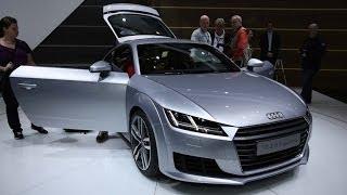 [Salon de l'auto à Genève] Edition du 12 mars - Audi TT, Qashqai II
