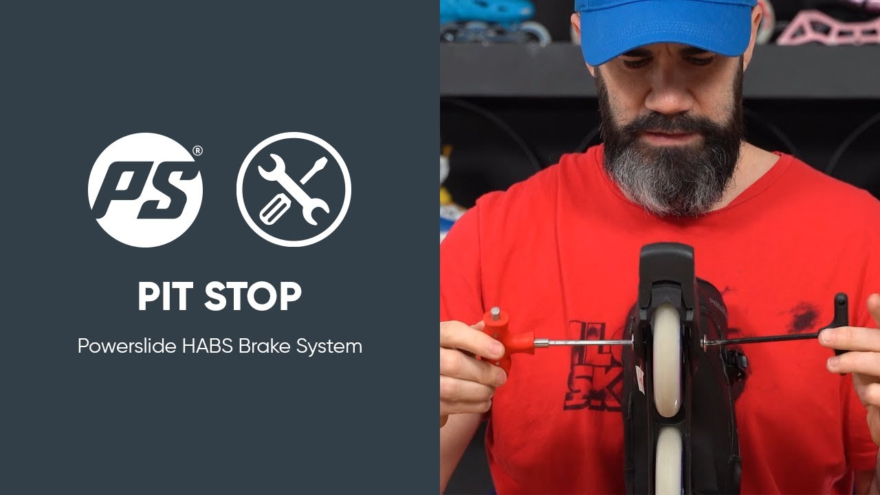 Pit Stop - Powerslide HABS Brake System
