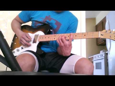 Love Came Down - Brian Johnson (Guitar Tutorial)