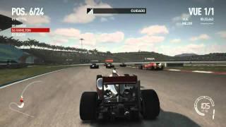 F1 2010 gameplay español
