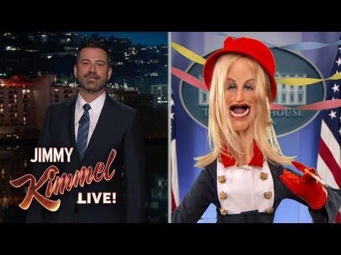 White House Spokespuppet Kellyanne Conway Celebrates Trump Anniversary