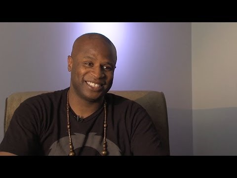 "Alex Boye interview about ""Let It Go"" from the movie Frozen."