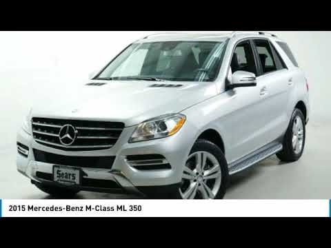 2017 Mercedes Benz M Cl Ml 350 Minnetonka Minneapolis Wayzata Mn 25401