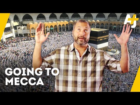 What's Hajj Like? A Comedian Goes To Mecca | AJ+