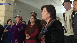 Сулайман-Тоодо чыр чыкты