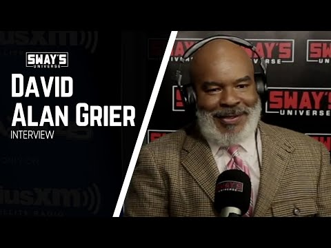 David Alan Grier on Old People Sex, In Living Color Tour & 'The Cool Kids' on Fox