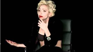 Repeat youtube video Lady Gaga talks about Marina And the Diamonds