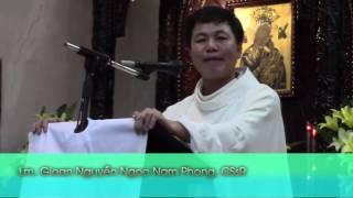 Cha Gioan Nguyễn Ngọc Nam Phong: Mẹ Hằng Cứu Giúp, Mẹ của người di dân