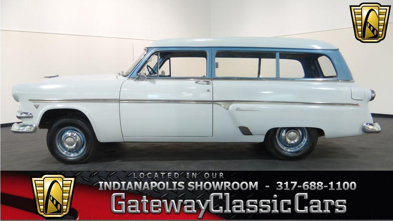 1954 Ford Customline Ranch Wagon  Gateway Classic Cars