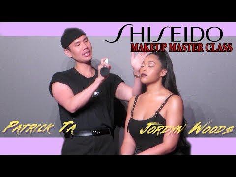 Shiseido Makeup Demo - Trying the NEW Collection  MilesJaiVLOG