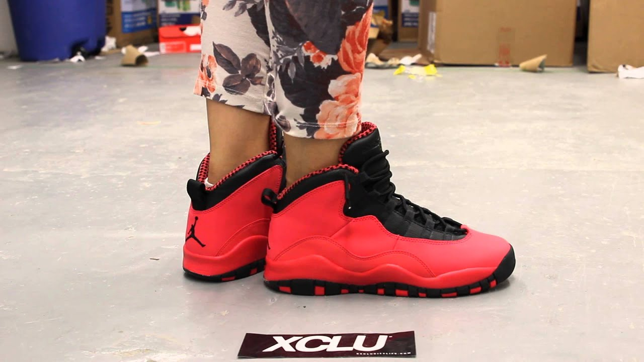 4e2783972411f8 Woman s GS Air Jordan X