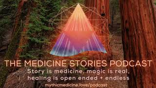 4. Multidimensional Plants & the Fabric of Consciousness - Asia Suler, the Medicine Stories podcast