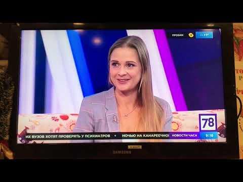 Питомник Мейн-Кунов в прямом эфире на канале 78 в 2019 году