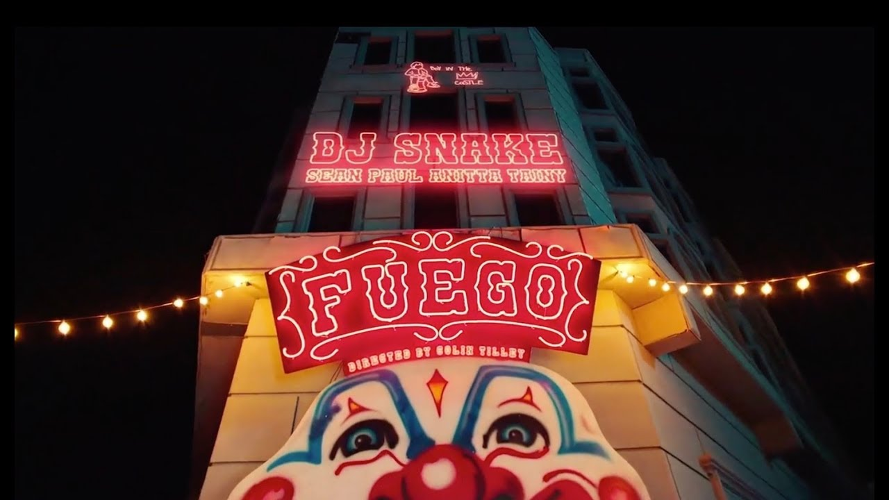 DJ Snake, Sean Paul, Anitta, Tainy — FUEGO VIDEO TRAILER 🔥🔥
