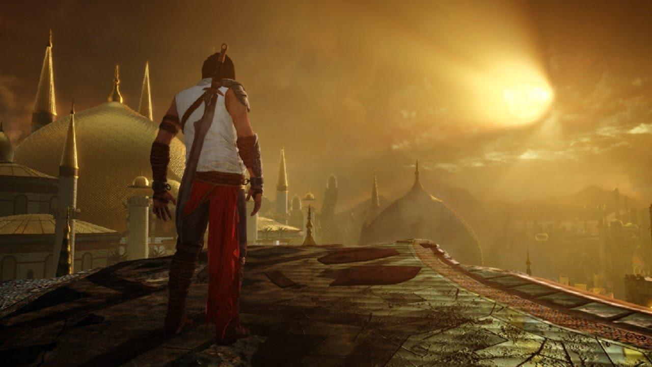 Prince of Persia 2017 Trailer - Michael McCann Music - YouTube
