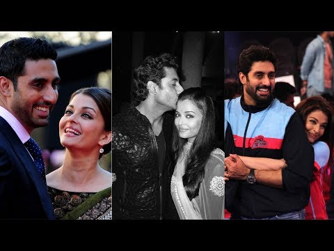 These beautiful pictures of Abhishek and Aishwarya will make your hearts skip a beat