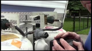 Automatic LP Gas Regulator