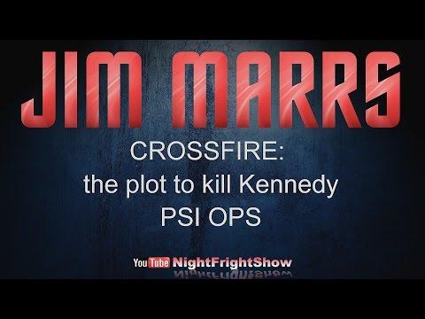 JIM MARRS: JFK documentary video Oliver Stone film JFK Night Fright
