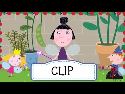 Ben y Holly - La clase de Nana Ciruela (Clip)