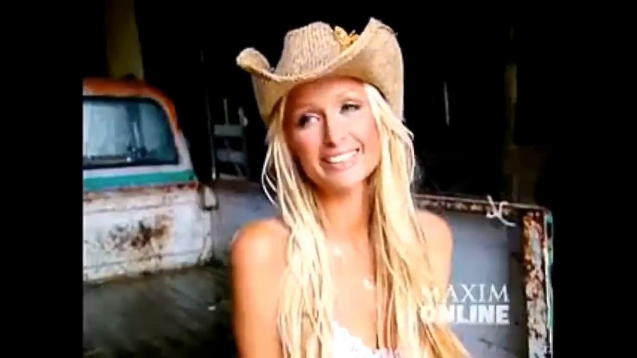 Download Paris Hilton 2003 Maxim Magazine Photo Shoot