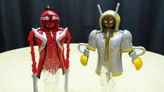 Kamen Rider Ghost Ghost Change Series MUSASHI & EDISON DAMASHII: EmGo