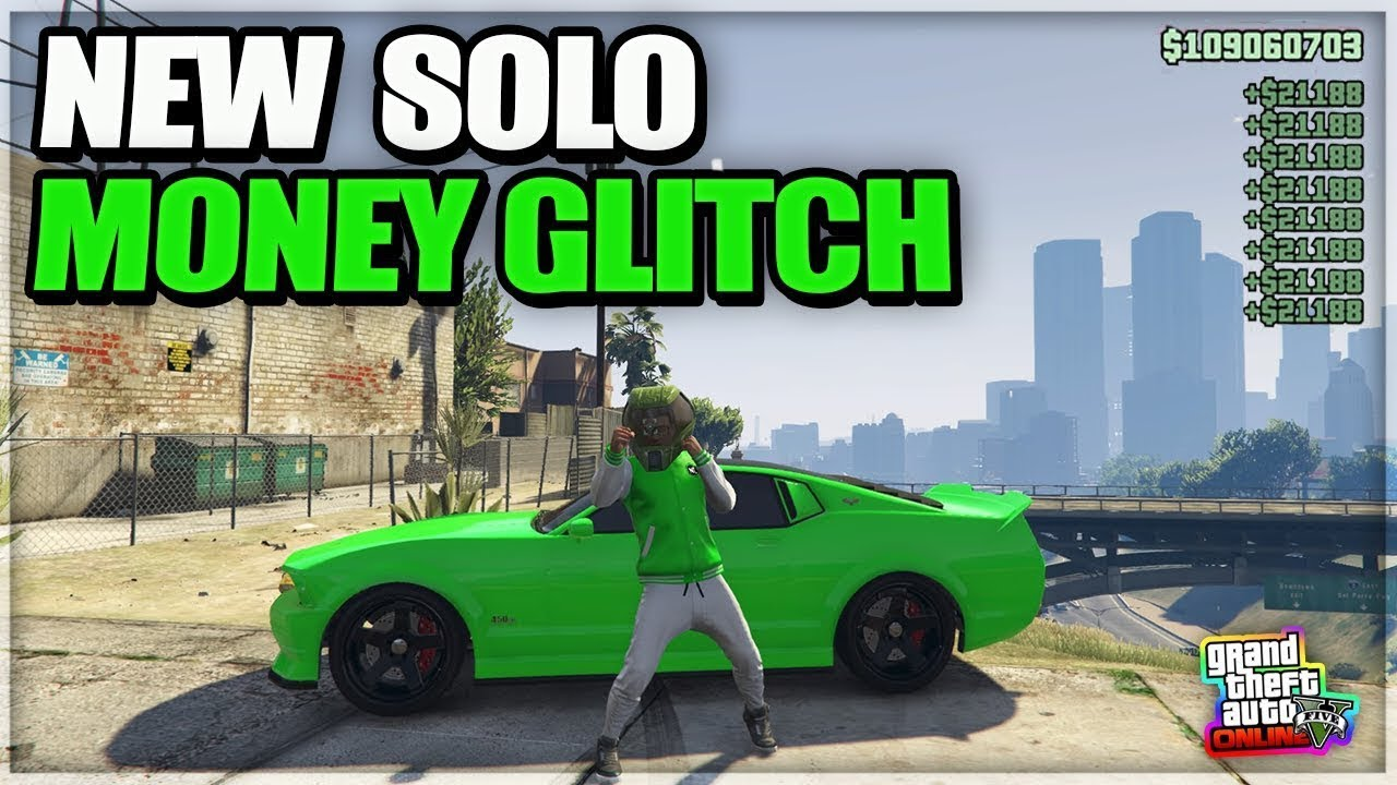 can you play gta 5 online solo