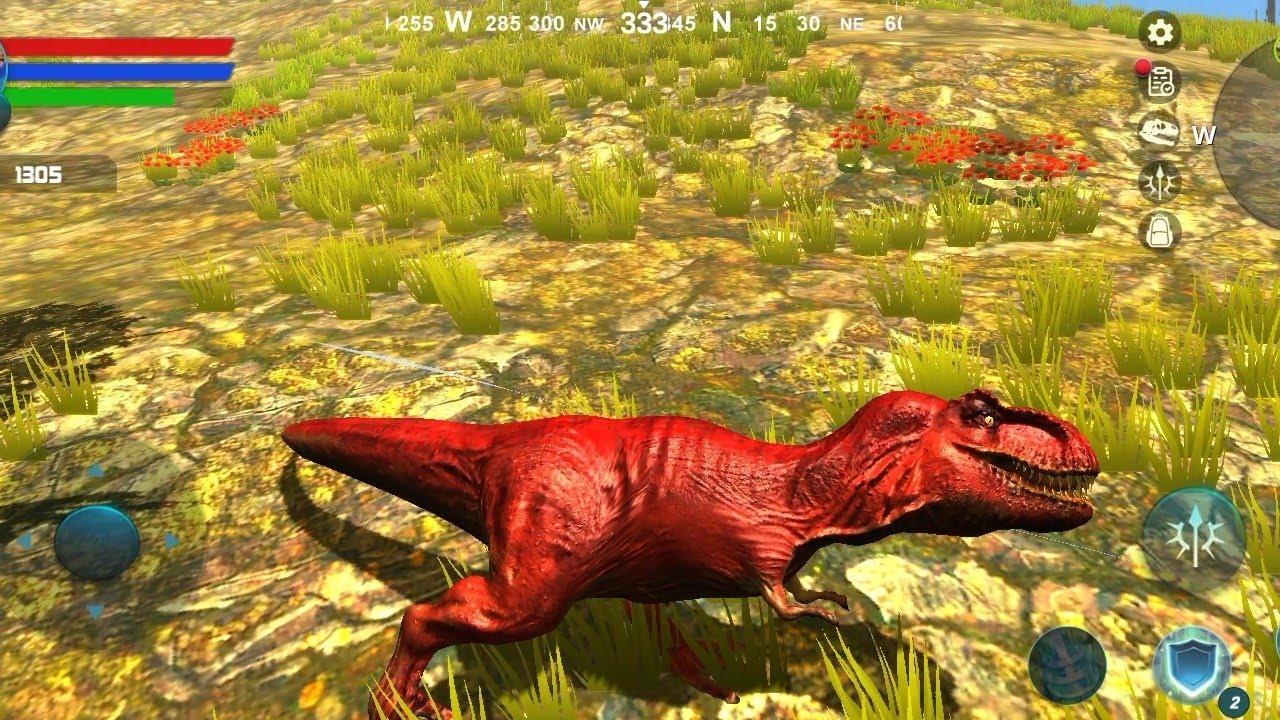 🦕 Tyrannosaurus Simulator Android Gameplay : The Best Dino Game | เกมไดโนเสาร์ทีเร็กซ์ต่อสู้ #4