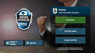 Truco para Soccer Manager 2018!!YA NO SIRVE