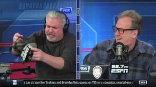 Don LaGreca breaks microphone after epic rant