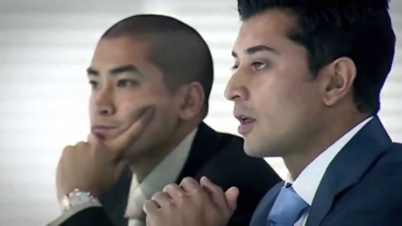 """Download """"He's A Good Planner"""" - The Apprentice Series 2 Episode 8"""