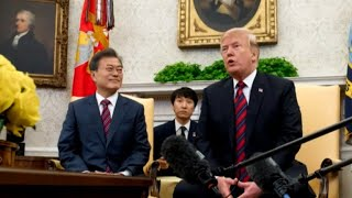 Trump says planned North Korea summit may happen after scheduled date