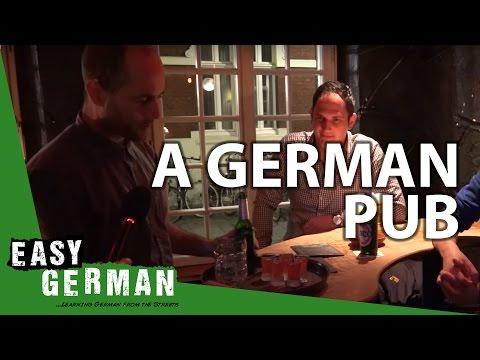 In a German Pub    Easy German 123