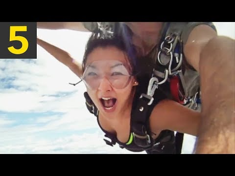 Top 5 Skydives Gone Wrong