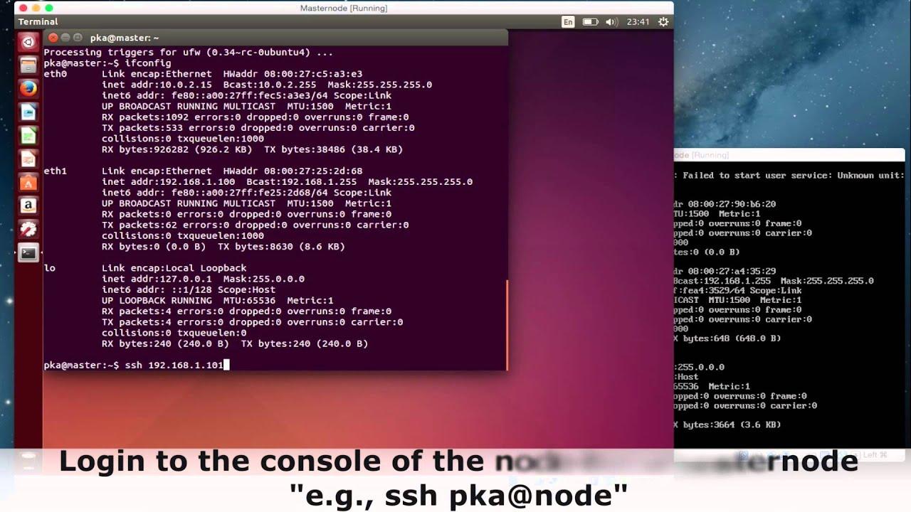 MPI Cluster - SSH Configuration