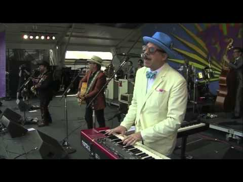The Mavericks, JazzFest 2014, All You Ever Do Is Bring Me Down
