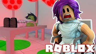 Fuggire dall'ospedale degli zombi Roblox Obby