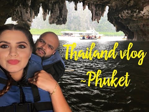 EPIC HONEYMOON VLOG – PHUKET, THAILAND